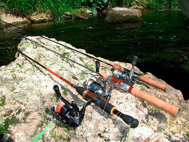 рыбалка сколько стоит магазин