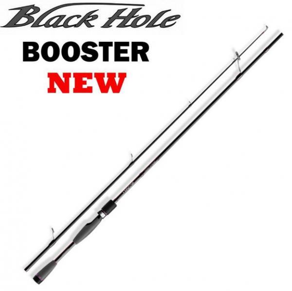 Обзор спиннинга Black Hole Booster. Отзывы рыбаков о спиннинге Блэк Холл Бустер - недорогой спиннинг для твичинга и ловли на воблеры