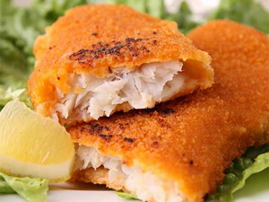 как сделать пышный кляр для рыбы